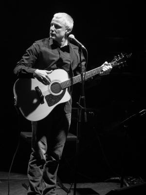 Thierry Grolleau sur scène