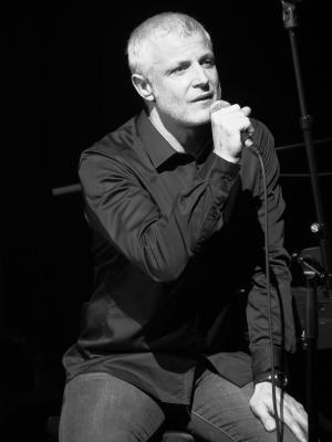 photo de Thierry Grolleau sur scène