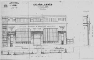 sous-station Trinité
